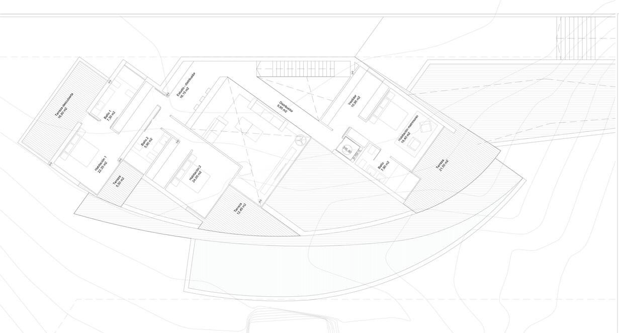 Komfortable Penthouse-Wohnung in Dehesa de Campoamor, 3 Schlafzimmer - AG2019 - 7
