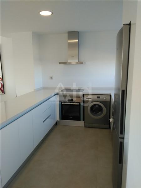 Appartement de 3 chambres à Altea - TE3904 - 12
