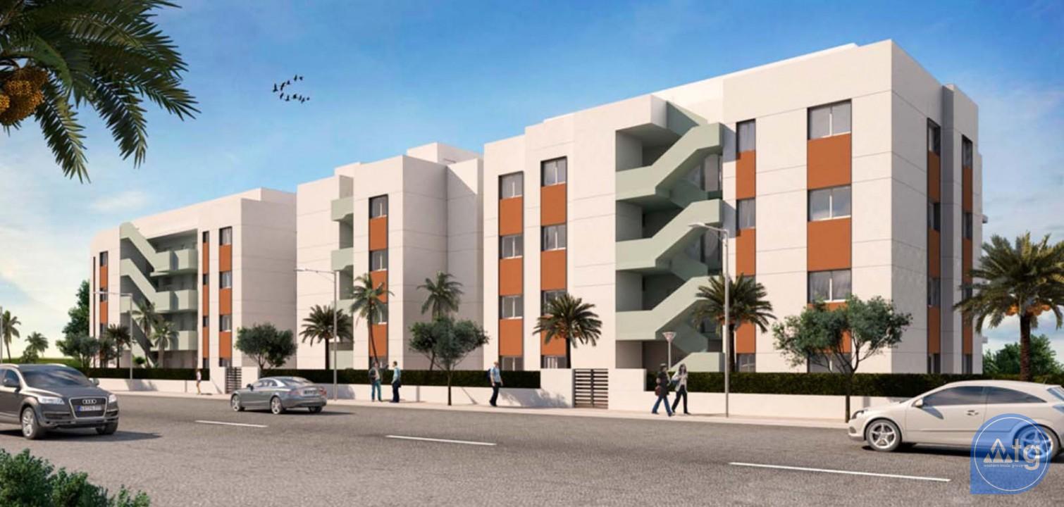 Appartement de 1 chambre à Torrevieja - ARCR0492 - 6