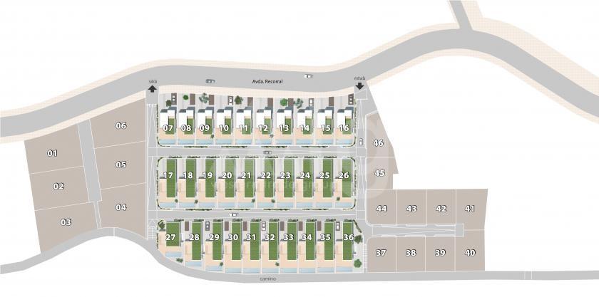 Appartement de 3 chambres à Torrevieja - AG4133 - 5