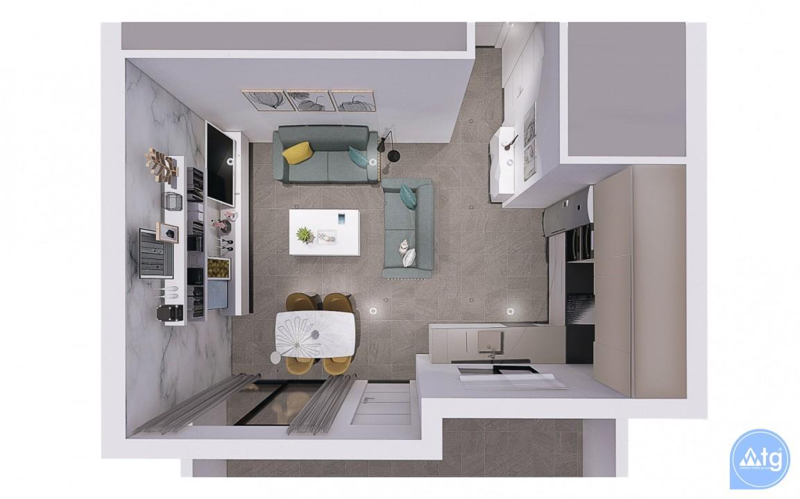 Appartement de 2 chambres à San Pedro del Pinatar - GU114773 - 18