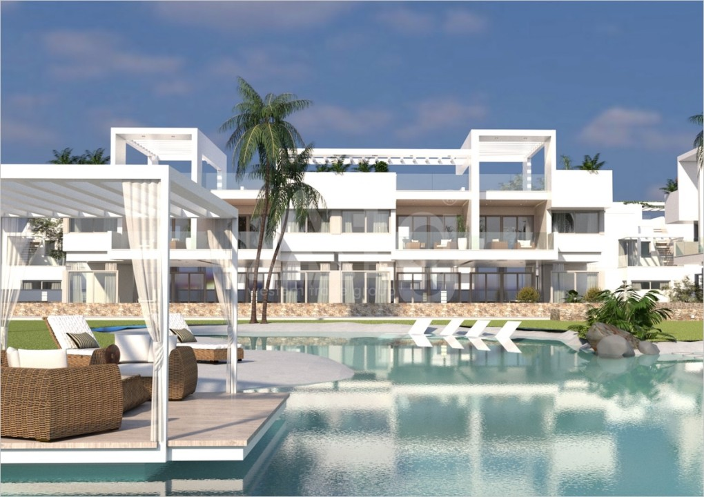 Appartement de 2 chambres à San Pedro del Pinatar - GU8305 - 2