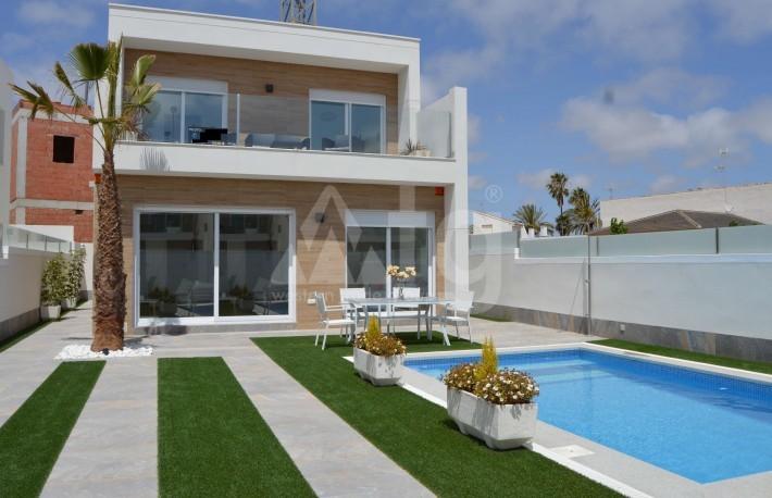 Appartement de 3 chambres à Torrevieja - PT8381 - 1