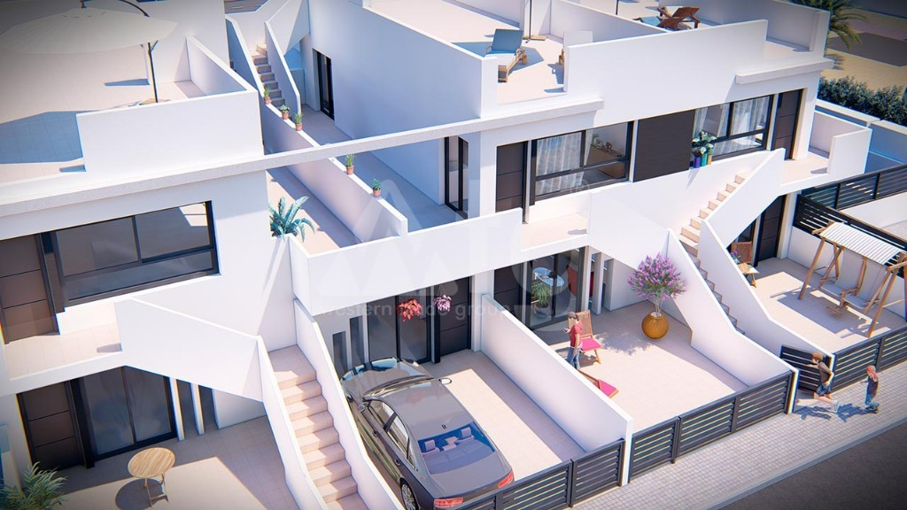 Appartement de 4 chambres à Torrevieja - GDO8131 - 12