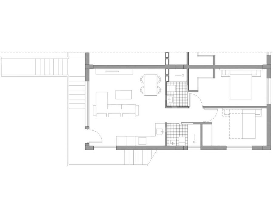 Appartement de 4 chambres à Torrevieja - GDO8131 - 8