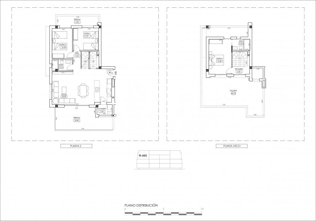 Appartement de 2 chambres à Villamartin - TRI114861 - 40
