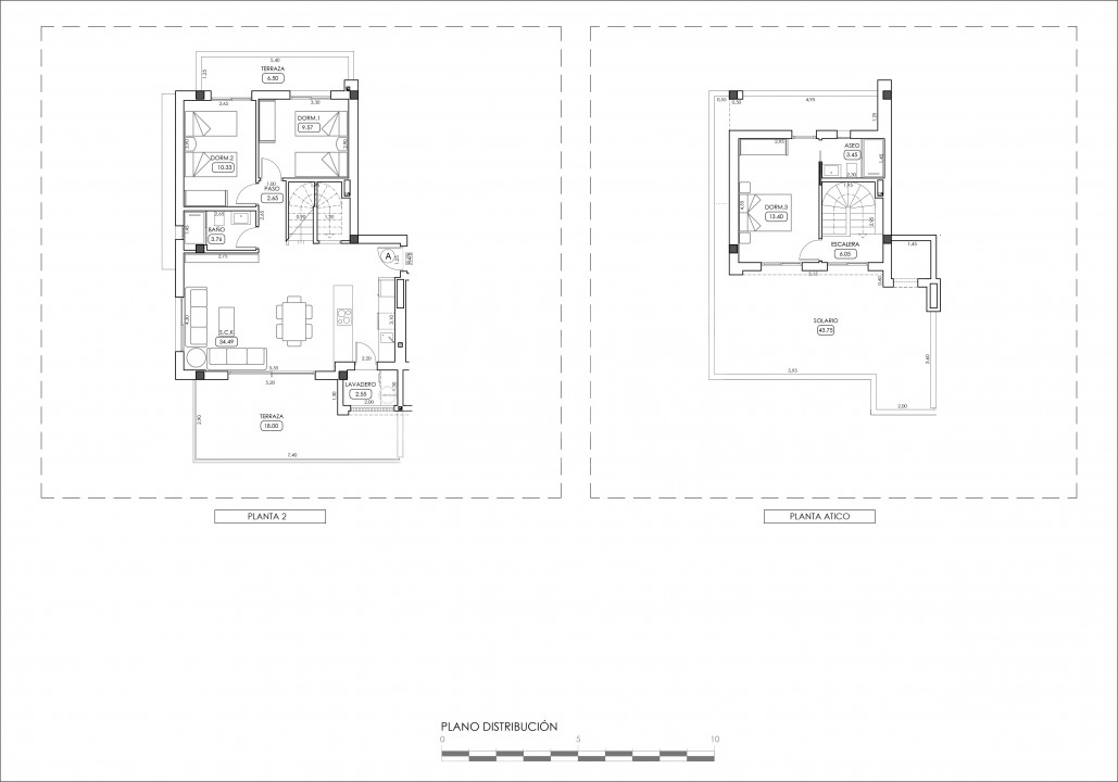 Appartement de 2 chambres à Villamartin - TRI114861 - 48