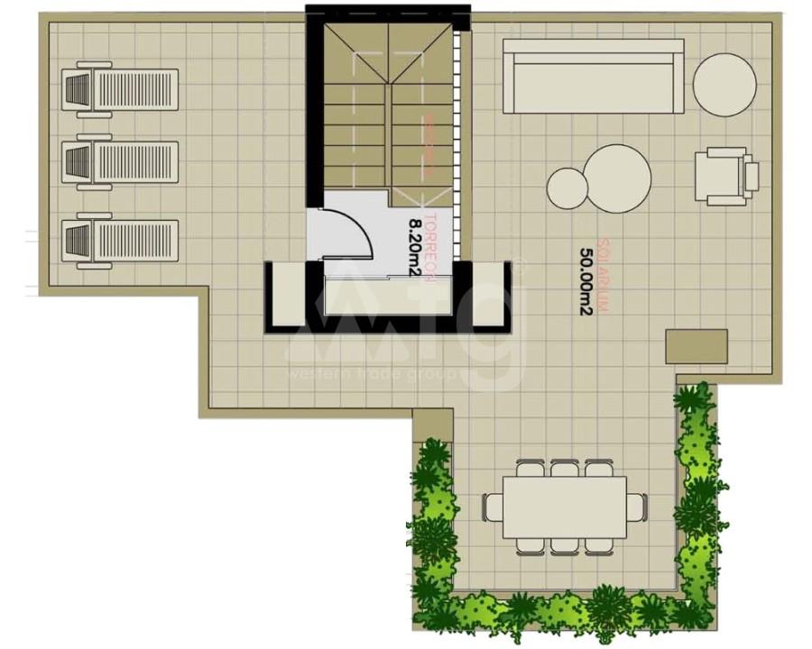 Appartement de 3 chambres à Alicante - IM8261 - 19