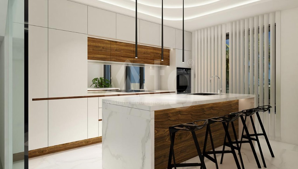 Appartement de 3 chambres à Alicante - IM8261 - 8