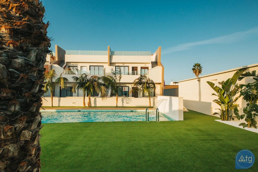 Appartement de 2 chambres à Alicante - AG4294 - 1