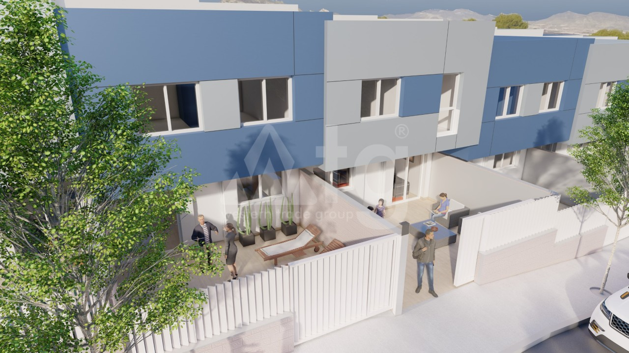Appartement de 2 chambres à Benidorm - TM117024 - 3