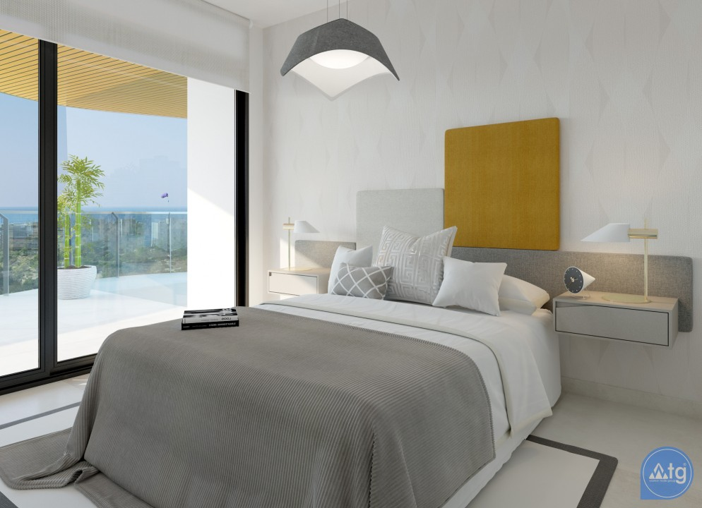 Appartement de 3 chambres à Benidorm - TM116934 - 8
