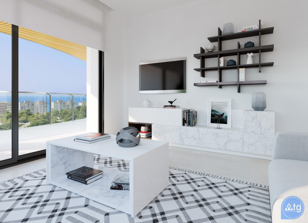 Appartement de 3 chambres à Benidorm - TM116938 - 5