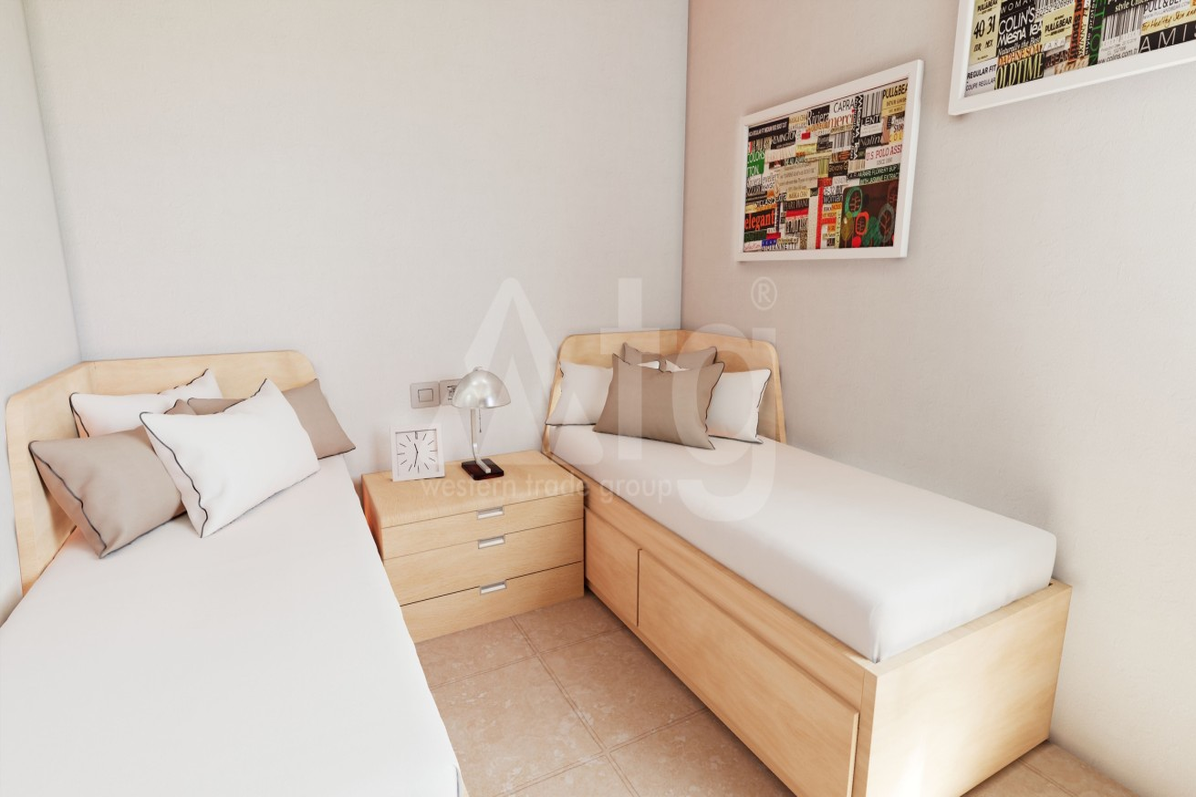 Appartement de 2 chambres à Torrevieja - AG4189 - 15