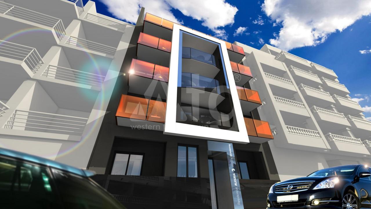 Appartement de 2 chambres à Torrevieja - AG117455 - 1