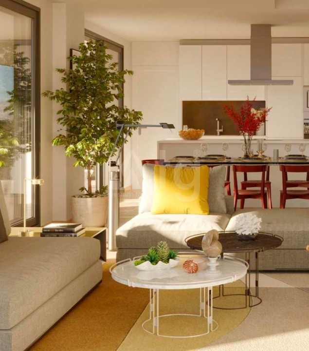 Appartement de 2 chambres à Torrevieja - AG4148 - 6