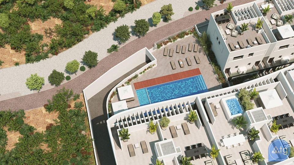 Appartement de 2 chambres à Torrevieja - AG9515 - 13