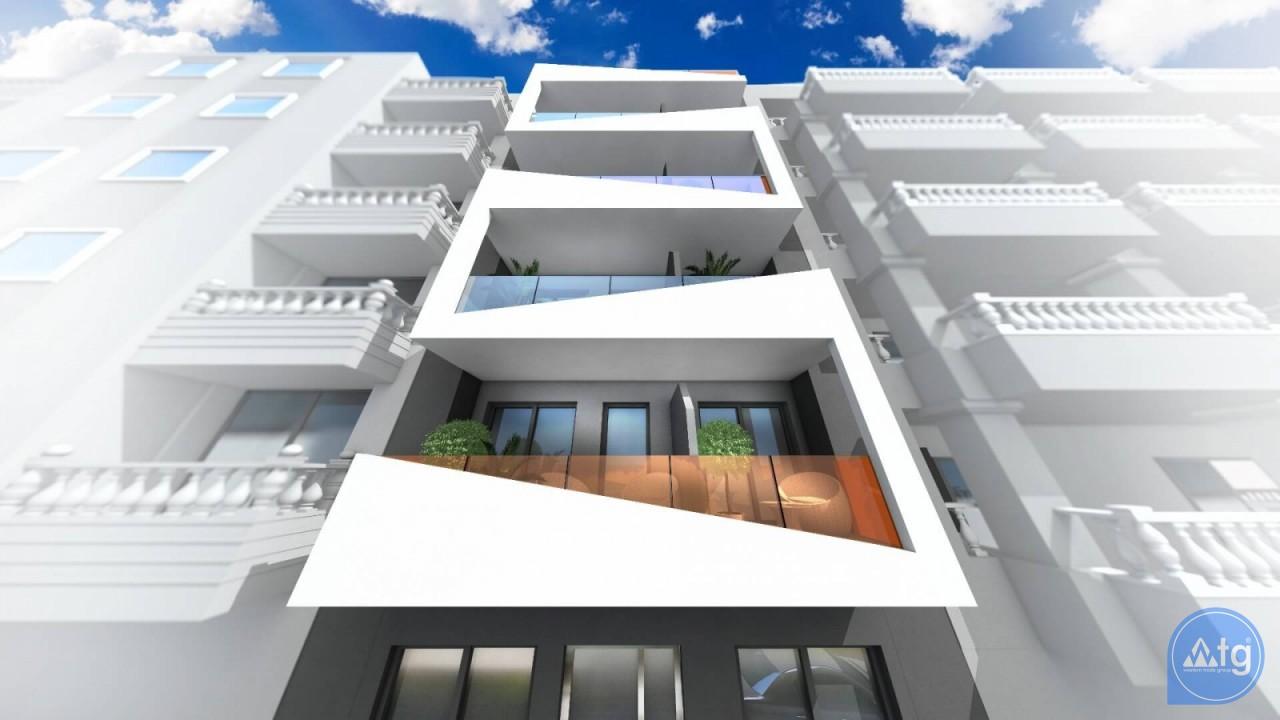 Appartement de 2 chambres à Torrevieja - AG5933 - 1
