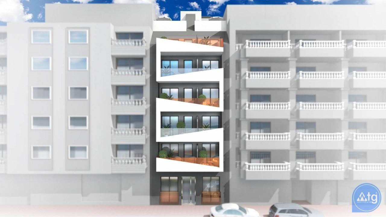 Appartement de 2 chambres à Torrevieja - AG5933 - 3