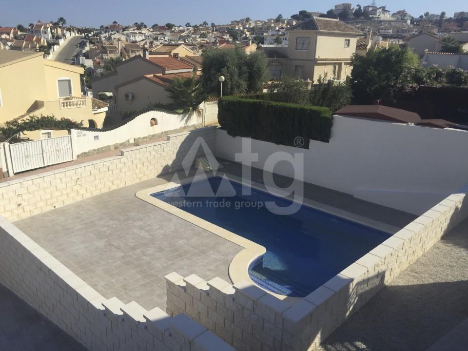 Appartement de 2 chambres à Torrevieja - AG5965 - 1