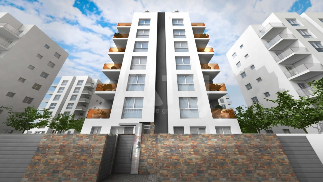 Appartement de 2 chambres à Torrevieja - AG5965 - 25