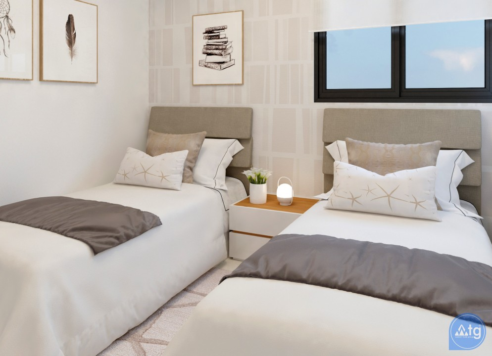 Appartement de 2 chambres à Benidorm - TM116954 - 9