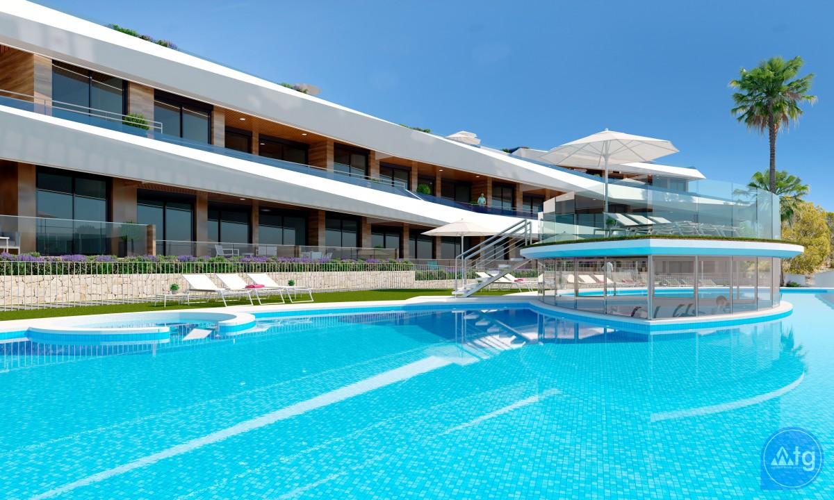 Appartement de 3 chambres à Gran Alacant - NR117345 - 1