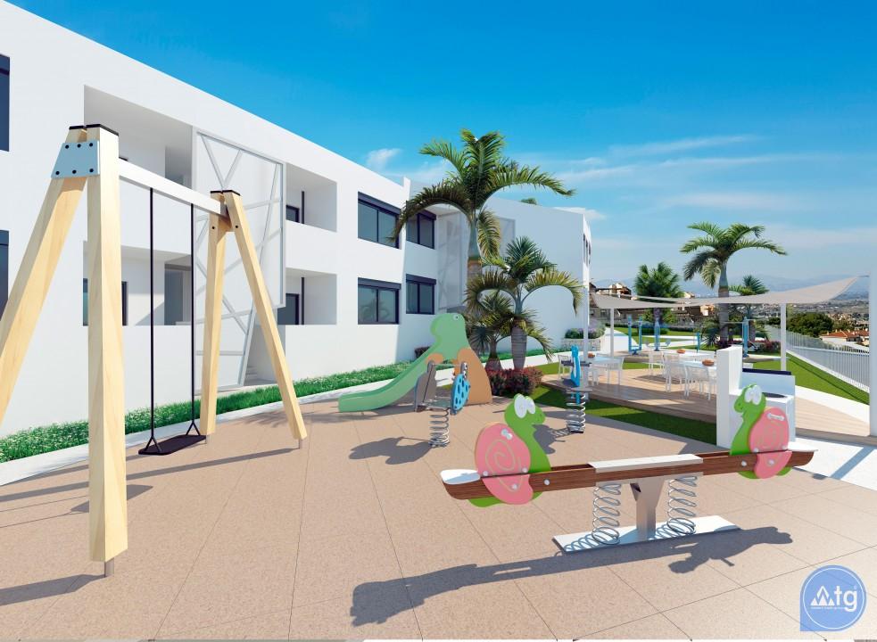 Appartement de 3 chambres à Gran Alacant - NR117345 - 10
