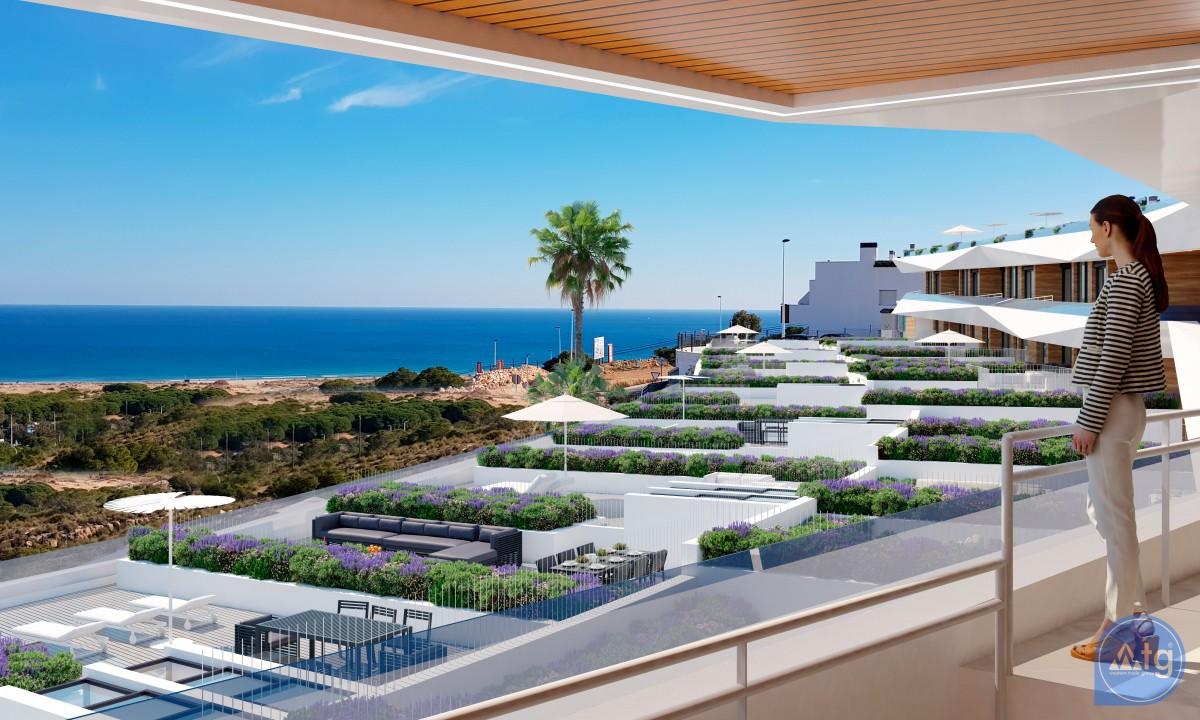 Appartement de 3 chambres à Gran Alacant - NR117345 - 2