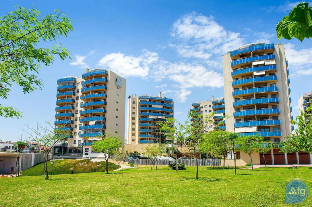 Appartement de 2 chambres à El Campello - MIS117426 - 1