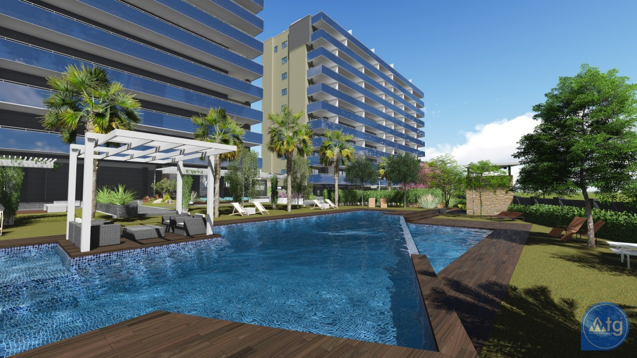 Appartement de 2 chambres à El Campello - MIS117426 - 21
