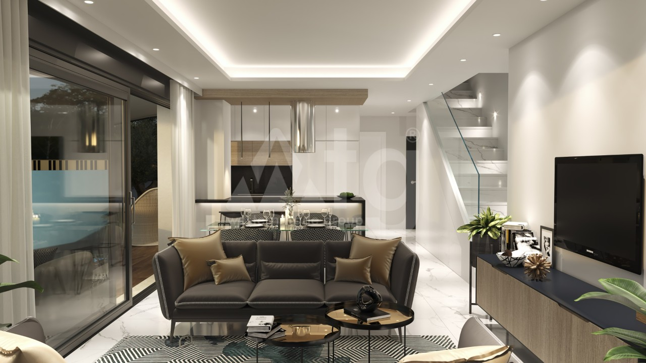 Appartement de 2 chambres à Benidorm - TM116996 - 4
