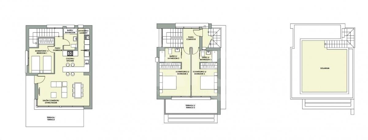 Appartement de 2 chambres à La Manga - GRI115269 - 22
