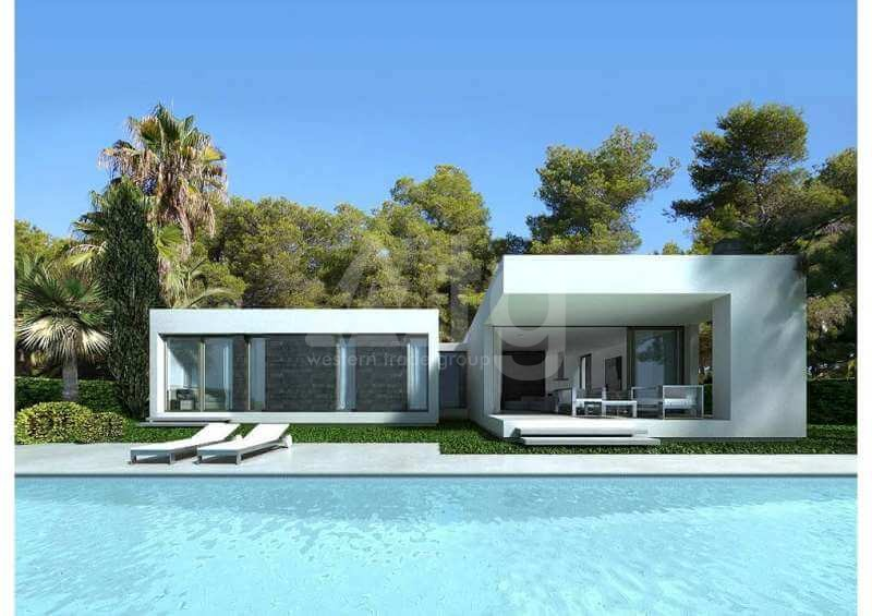 Appartement de 2 chambres à Playa Flamenca - TM117611 - 1