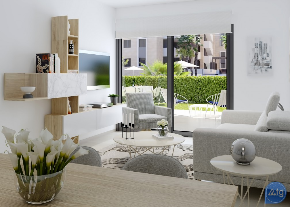 Appartement de 2 chambres à Playa Flamenca - TM117611 - 13