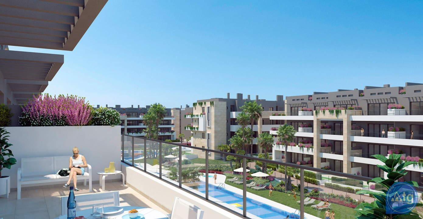Appartement de 2 chambres à Playa Flamenca - TM117611 - 7