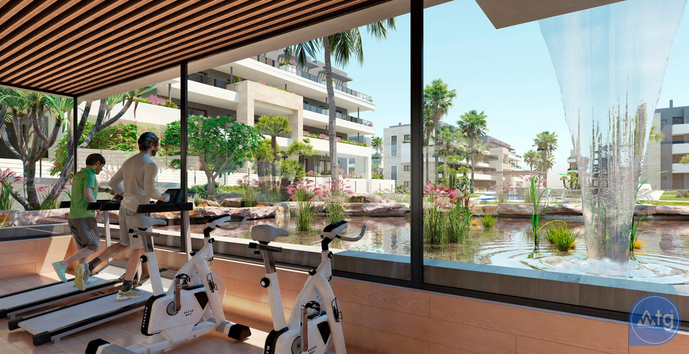 Appartement de 2 chambres à Playa Flamenca - TM117611 - 9