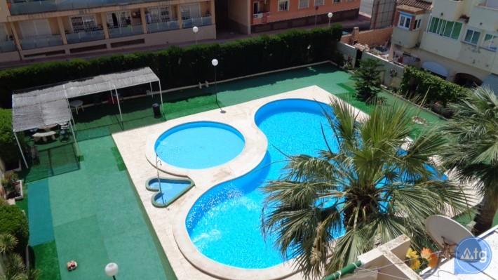 Appartement de 3 chambres à Torrevieja - AG8492 - 1