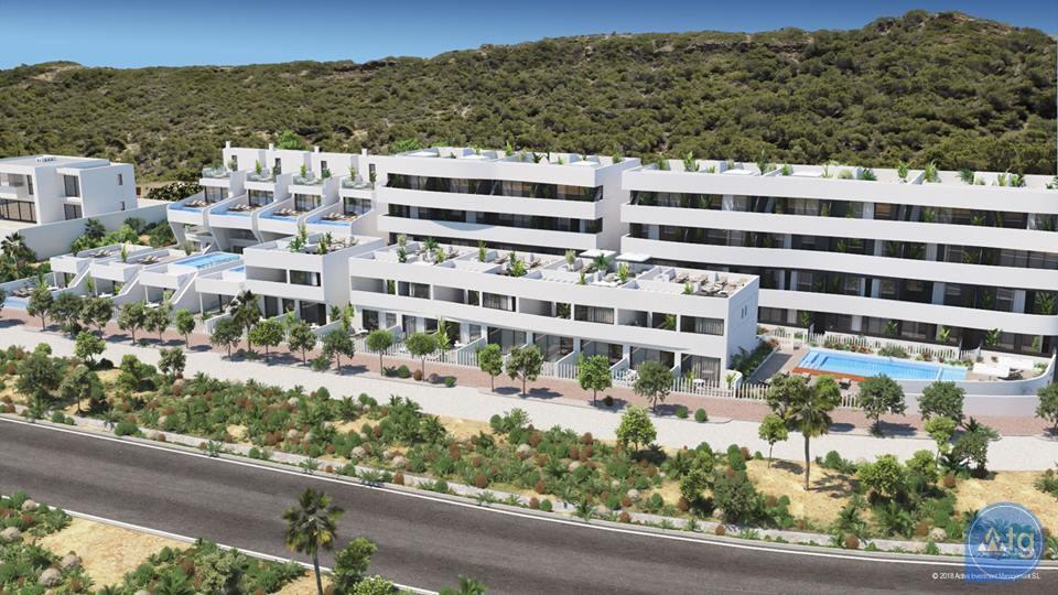 Appartement de 2 chambres à Guardamar del Segura - AT7937 - 14