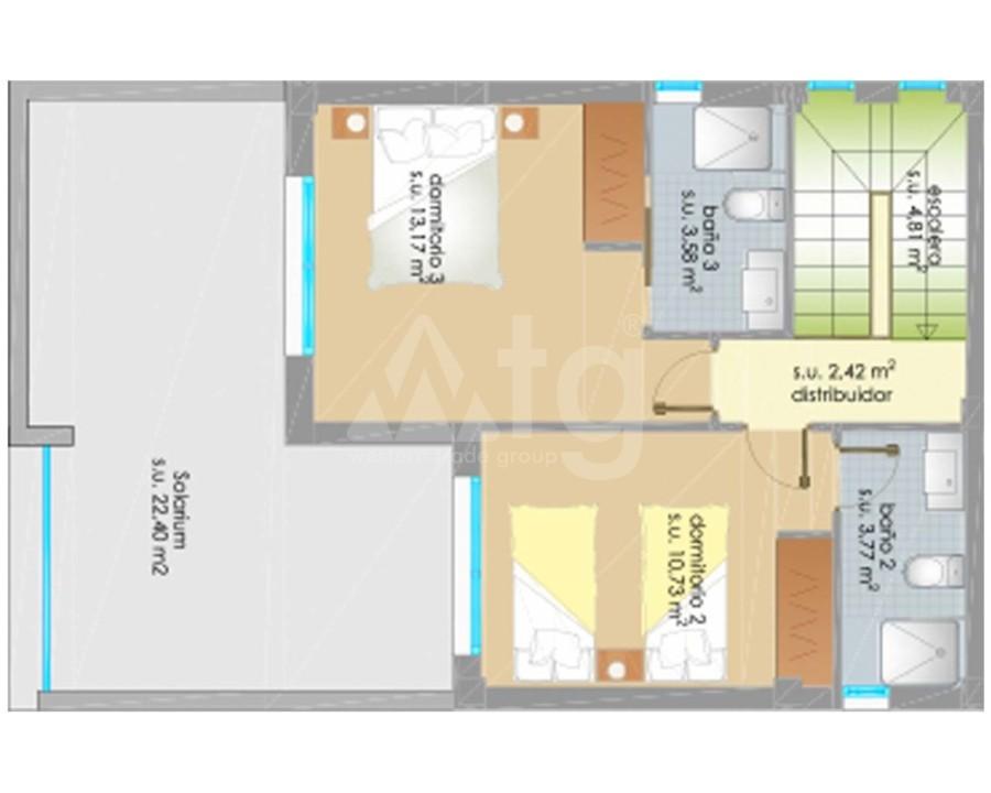 Appartement de 2 chambres à Villamartin - GB7794 - 21