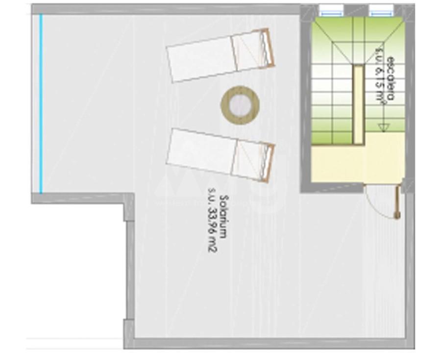 Appartement de 2 chambres à Villamartin - GB7794 - 22