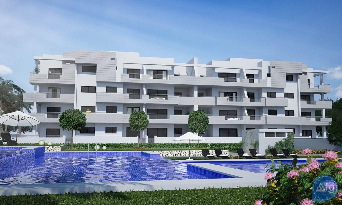 Appartement de 2 chambres à Torre de la Horadada - SR2617 - 1