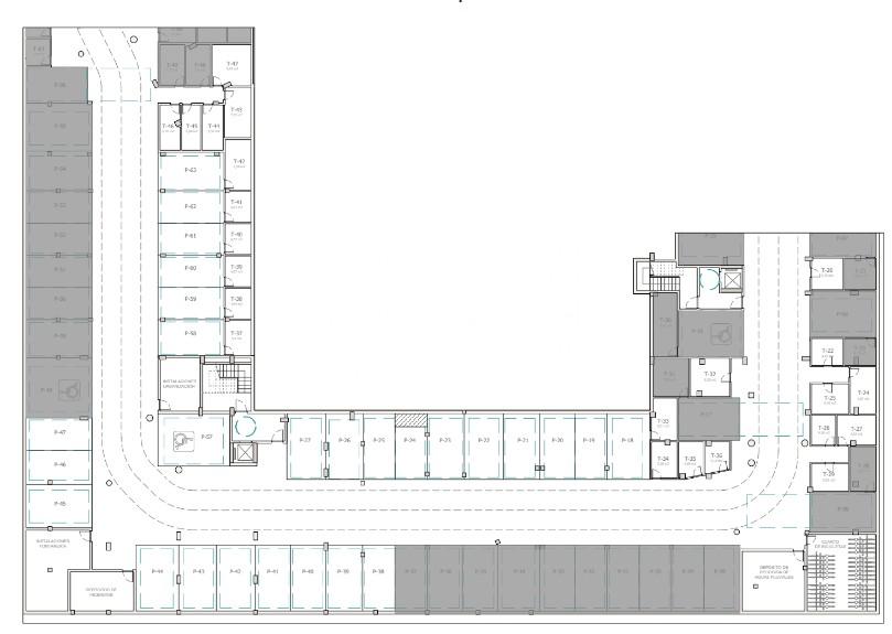 Appartement de 3 chambres à Punta Prima - GD6315 - 39
