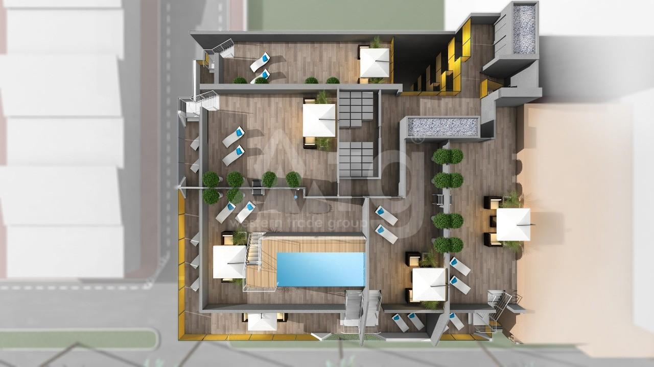 Appartement de 2 chambres à Torrevieja - AG8496 - 15