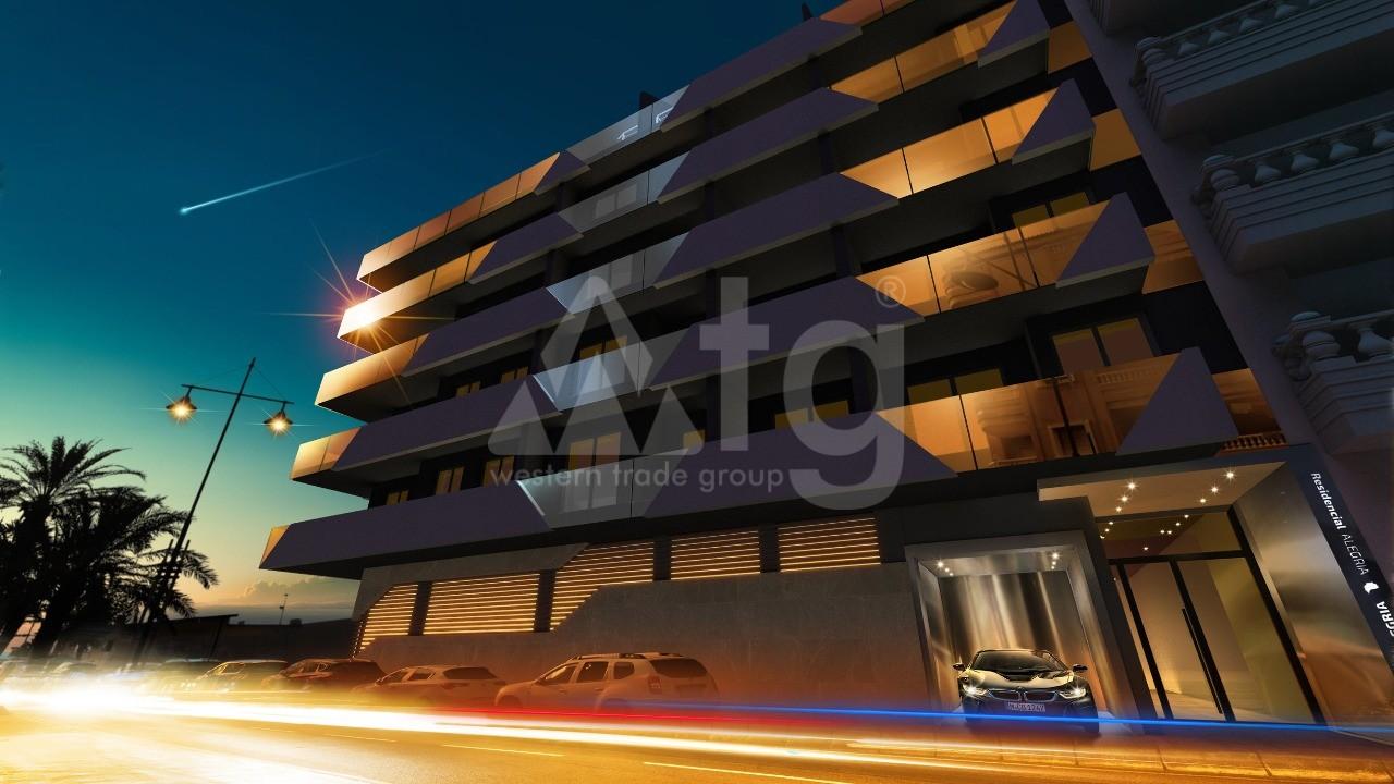 Appartement de 2 chambres à Torrevieja - AG8496 - 8