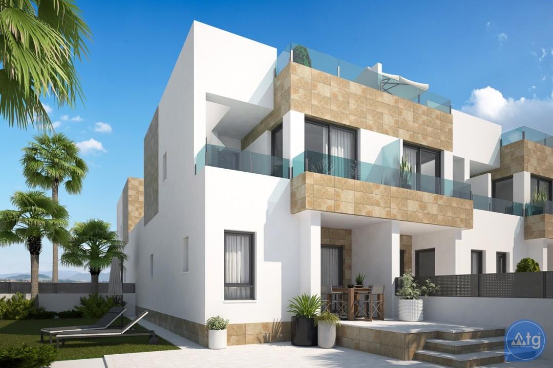 Appartement de 2 chambres à Torrevieja - AG4173 - 1