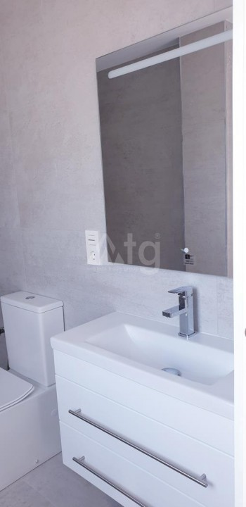 Appartement de 4 chambres à Benidorm - TM116894 - 16