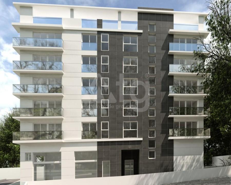 3 bedroom Apartment in Benidorm  - TM116942 - 2