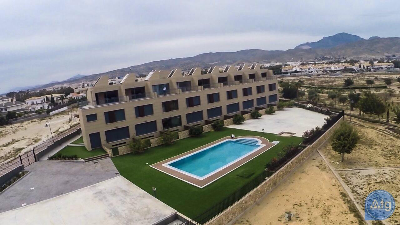 3 bedroom Apartment in El Campello - AS8210 - 1