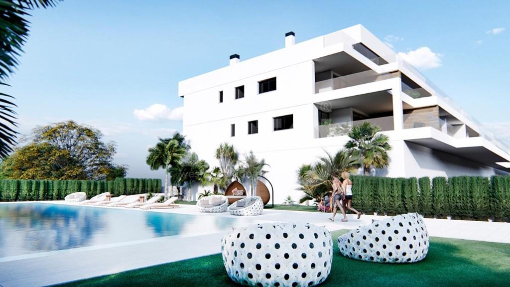 3 bedroom Apartment in El Campello - AS8210 - 11